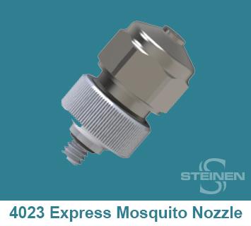 Steinen, WCH, 4023 Express, Mosquito Misting Nozzles, Mosquito Misting Spray Nozzles, Mosquito Misting Sprays