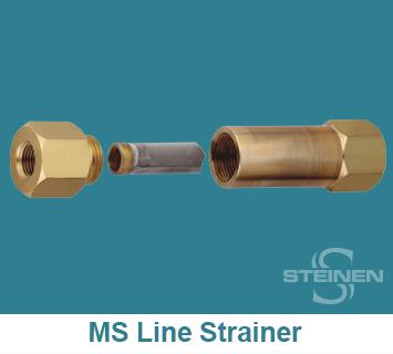 Steinen, Line Strainer, Brass