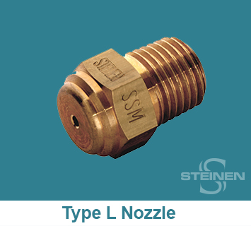 Steinen, Hahn, Joy, Type L, Mining, Full Cone Spray Nozzles, Full Cone Spray Nozzles, Full Cone Sprays