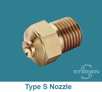 Steinen, Hahn, Type S, Joy, 01566237, Mining, Full Cone Spray Nozzles, Full Cone Spray Nozzles, Full Cone Sprays, Wide Angle